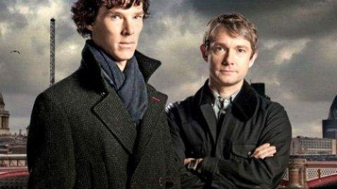 Шерлок Холмс: Этюд вбагровых тонах