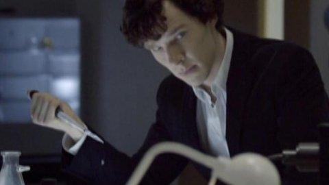 Шерлок Холмс. Этюд в розовых тонах