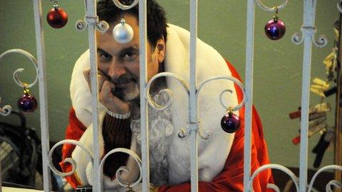 Дед Мороз всегда звонит трижды