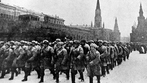 Парад 1941