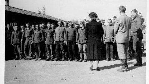 ФРГ передаст России данные о советских военнопленных