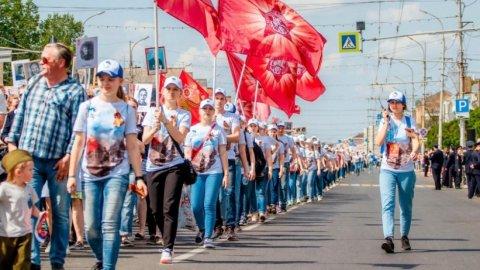 Тысячи добровольцев помогут провести юбилей Победы