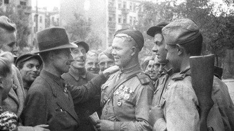 В Польше оценили вклад Советского Союза в Победу
