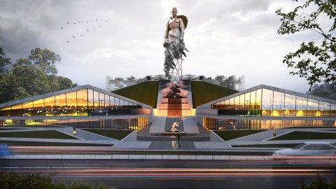 Мемориал Советскому солдату оживит семейные архивы