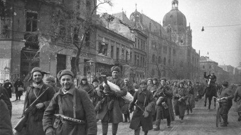 Рассекречены документы об освобождении Вены