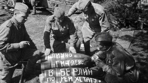 Опубликованы документы о штурме Берлина