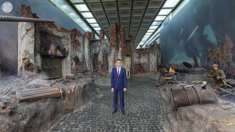 Музей позвал на выставку в формате VR