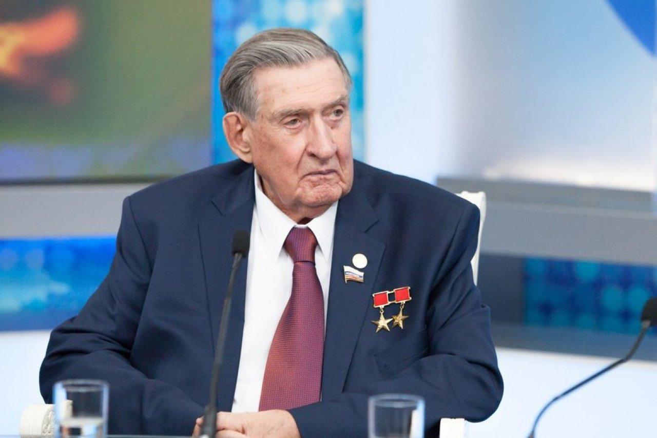 Глава ветеранской организации отмечен за заслуги перед Отечеством