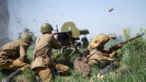 Названа причина популярности Красной армии у иностранных реконструкторов