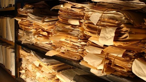 Открыты предвоенные архивы