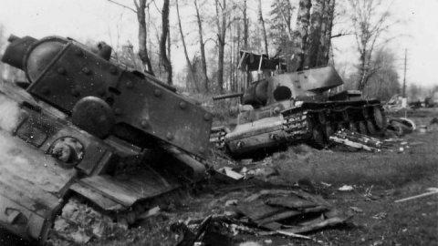 Раскрыты подробности советского контрудара 1941 года