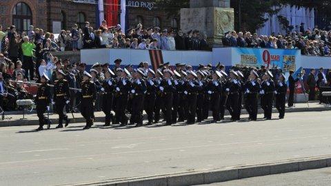Моряки-подводники впервые поучаствуют в параде
