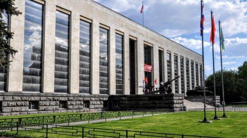 Выставка «Полководцы Победы» открылась Центральном музее ВС РФ