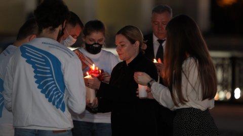 Министр культуры дала старт акции «Огненные картины войны»