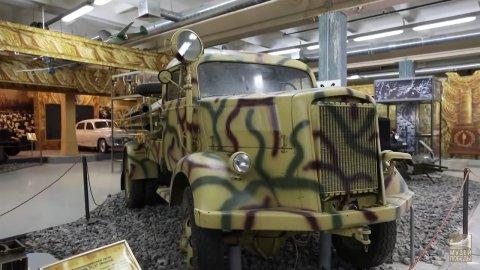 Музей показал автопром фашистской Германии