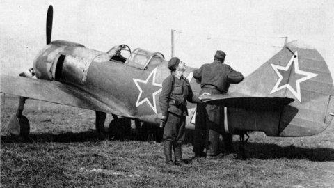Упавшие в войну самолеты поднимут в Самарской области