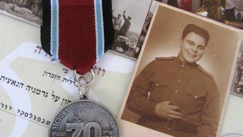 Лицейский музей хранит память узника концлагерей