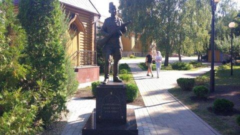 Детям войны посвятили памятник в Белгороде