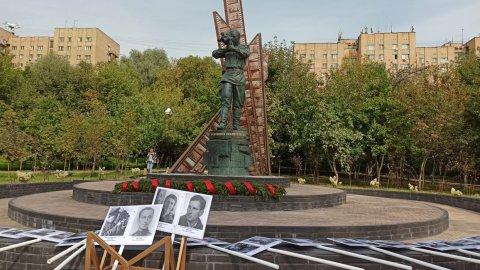 Памятник фронтовому кинооператору откроют в Красногорске