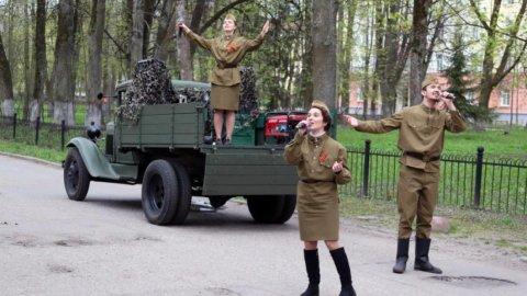 Фронтовой концерт пройдет в Архангельске в День танкиста