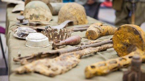 Реликвии поисковиков выставят в музее