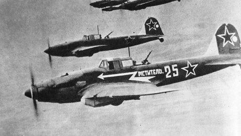 Крым сохранил память о лётчиках-асах