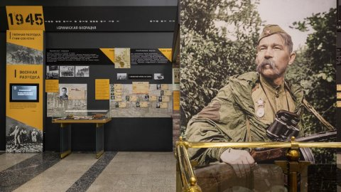 Музей раскрыл секреты разведки