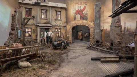 Европейским ученым представили Музей Победы