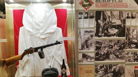В Белоруссии рассказали о Сталинградской битве