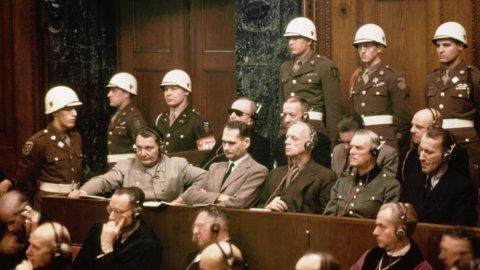 Музей покажет фильмы о Нюрнбергском процессе