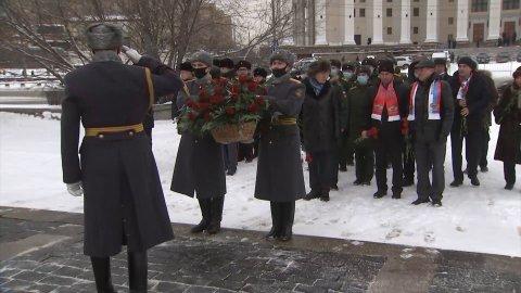 В Центральном академическом театре Российской Армии состоялась «Встреча поколений защитников Отечества»