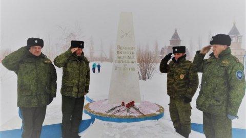 Традиционный для России праздник казаки отметили с особым размахом