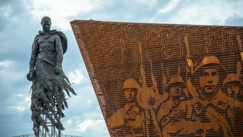 Освобождение Ржева отметят у мемориала Советскому солдату