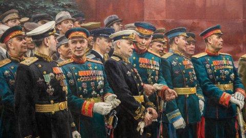 Представлена история Дня Победы