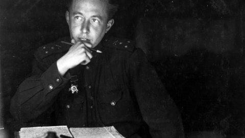 Раскрыт боевой путь Солженицына