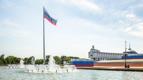 День флага в Музее Победы