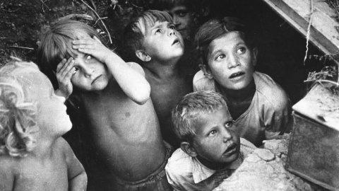 Дети войны поведали историю