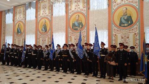 Подведены итоги смотра-конкурса на звание «Лучший казачий кадетский корпус» 2021 года