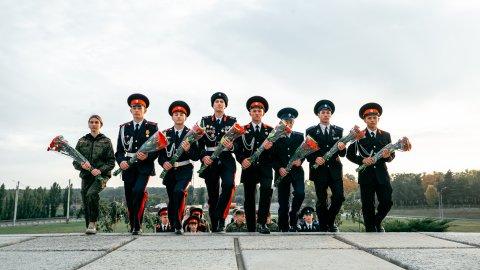 Всероссийский слет казачьей молодежи «Готов к труду и обороне»
